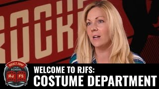 Welcome: Costume Department