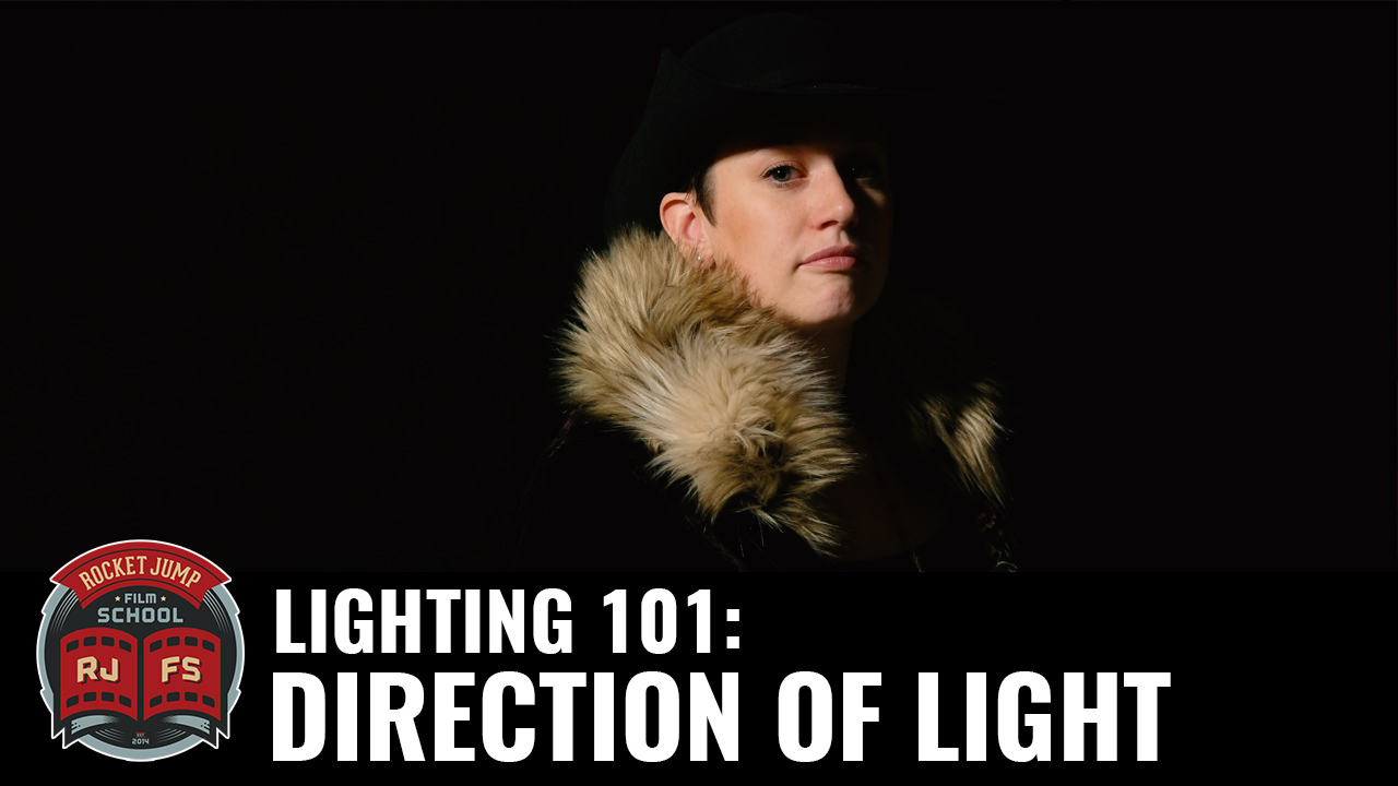 Lighting 101: Direction of Light