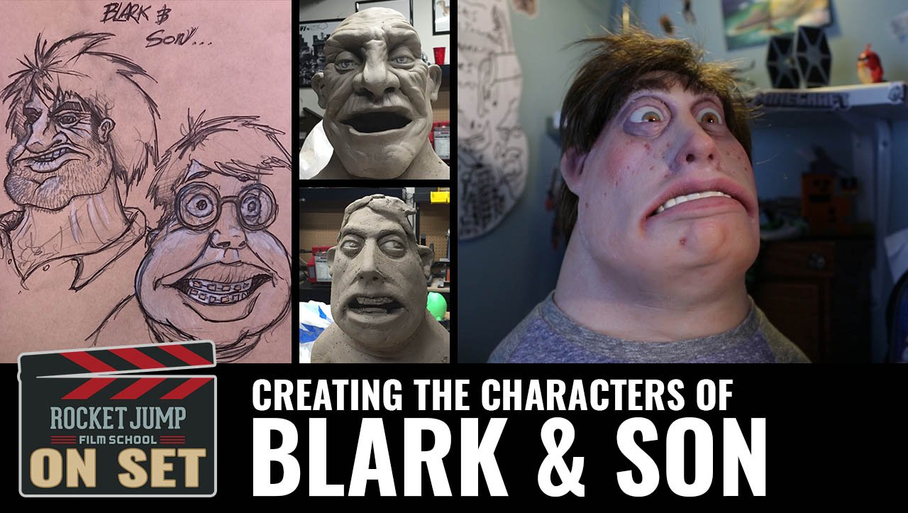 "RJFS On Set: Creating the Characters of ""Blark and Son"""