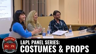 LAPL Panel Series: Costumes and Props
