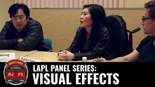 LAPL Panel Series: Visual Effects