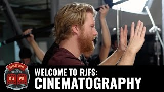 Welcome: Cinematography