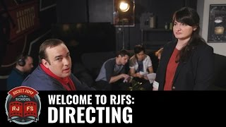 Welcome: Directing