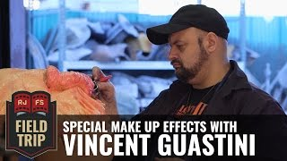 Special Effects Makeup with Vincent Guastini