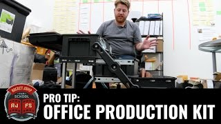 PRO TIP: Office Production Kit