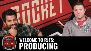Welcome: Producing