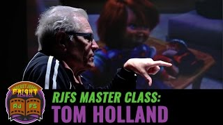Master Class: Tom Holland