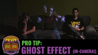 PRO TIP: In-Camera Ghost Effect