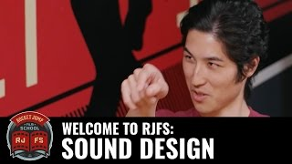 Welcome: Sound
