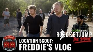Location Scout: FREDDIE'S VLOG