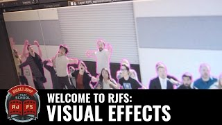 Welcome: Visual Effects