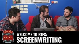 Welcome: Screenwriting