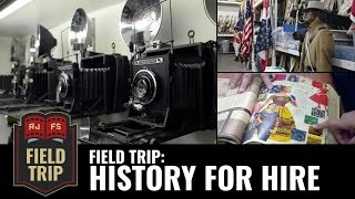 FIELD TRIP: History For Hire