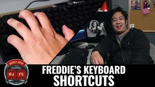 Freddie's Keyboard Shortcuts