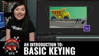 Intro to Basic Keying [AE]