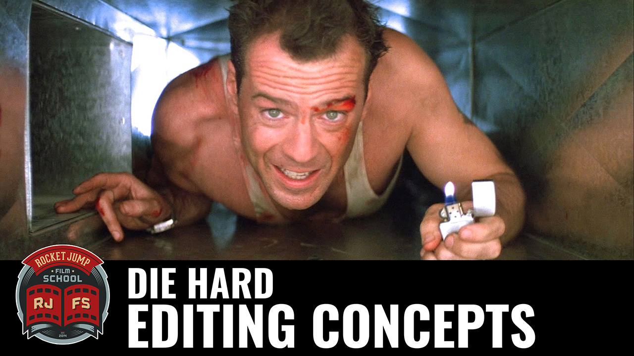 Die Hard Editing Concepts