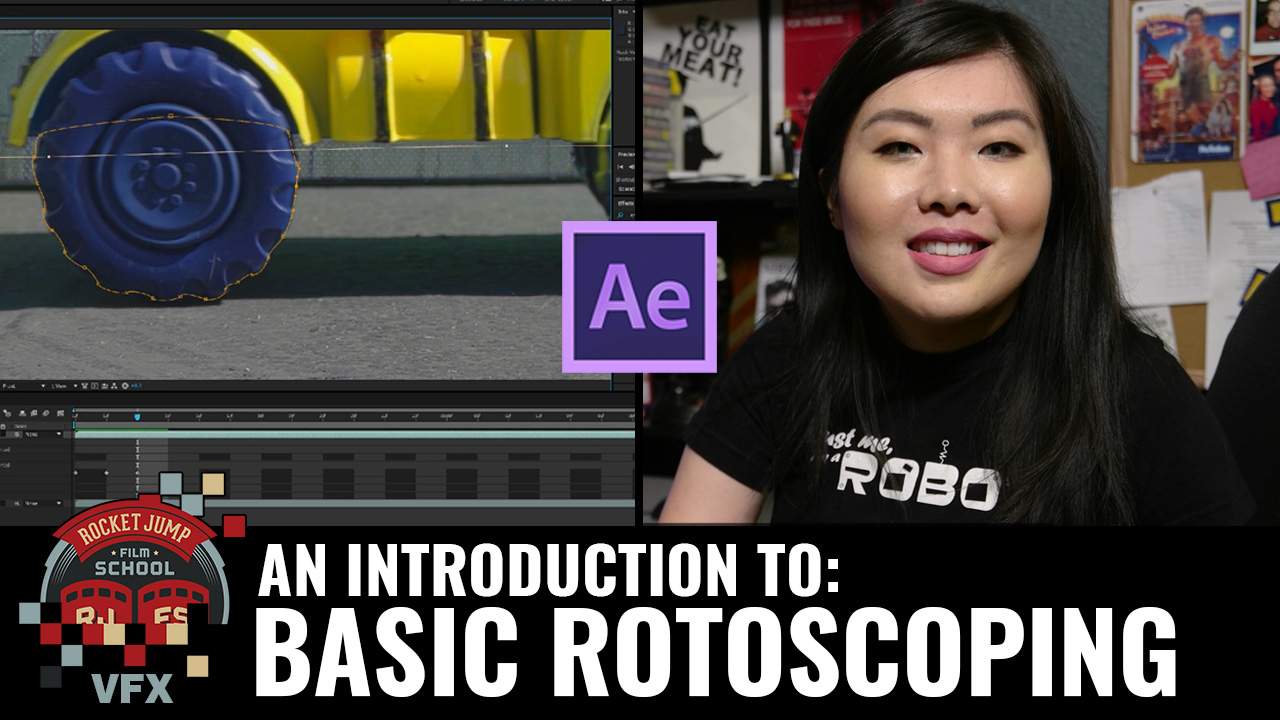 Intro to Rotoscoping