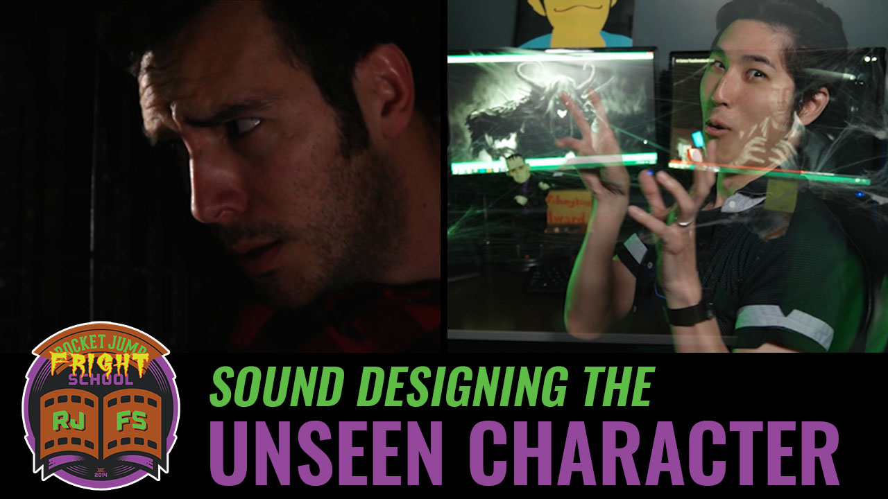 Sound Designing the Unseen Character